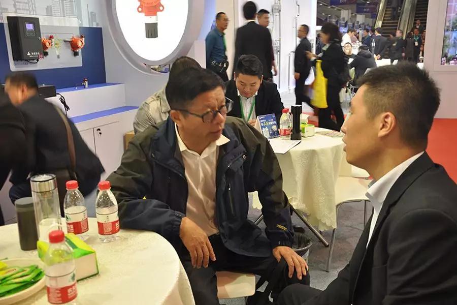 第22届中国国际燃气展圆满结束 beplay手机下载电气引关注