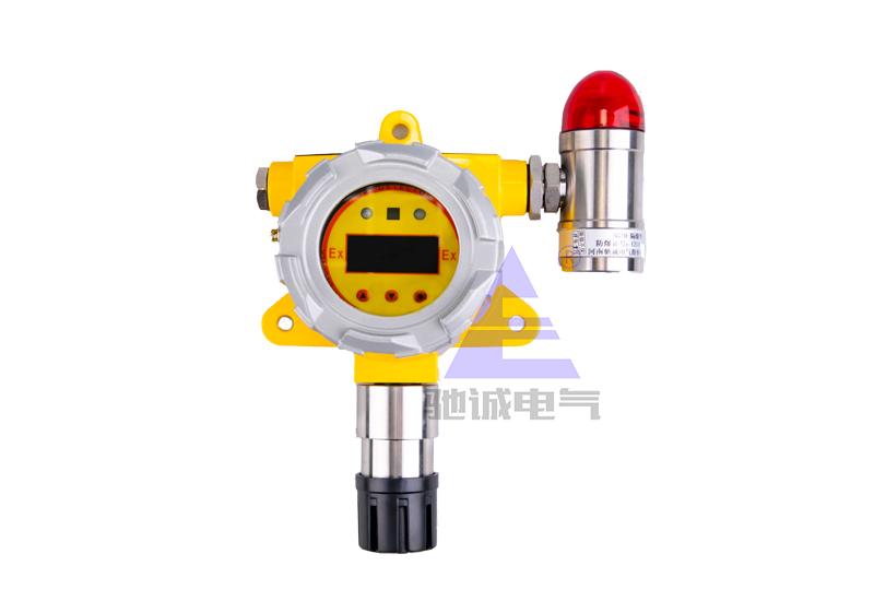 气体检测报警器厂家建议:水泥厂需安装气体检测仪