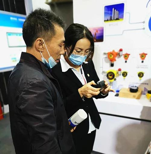 beplay手机下载电气参展第23届中国国际燃气展