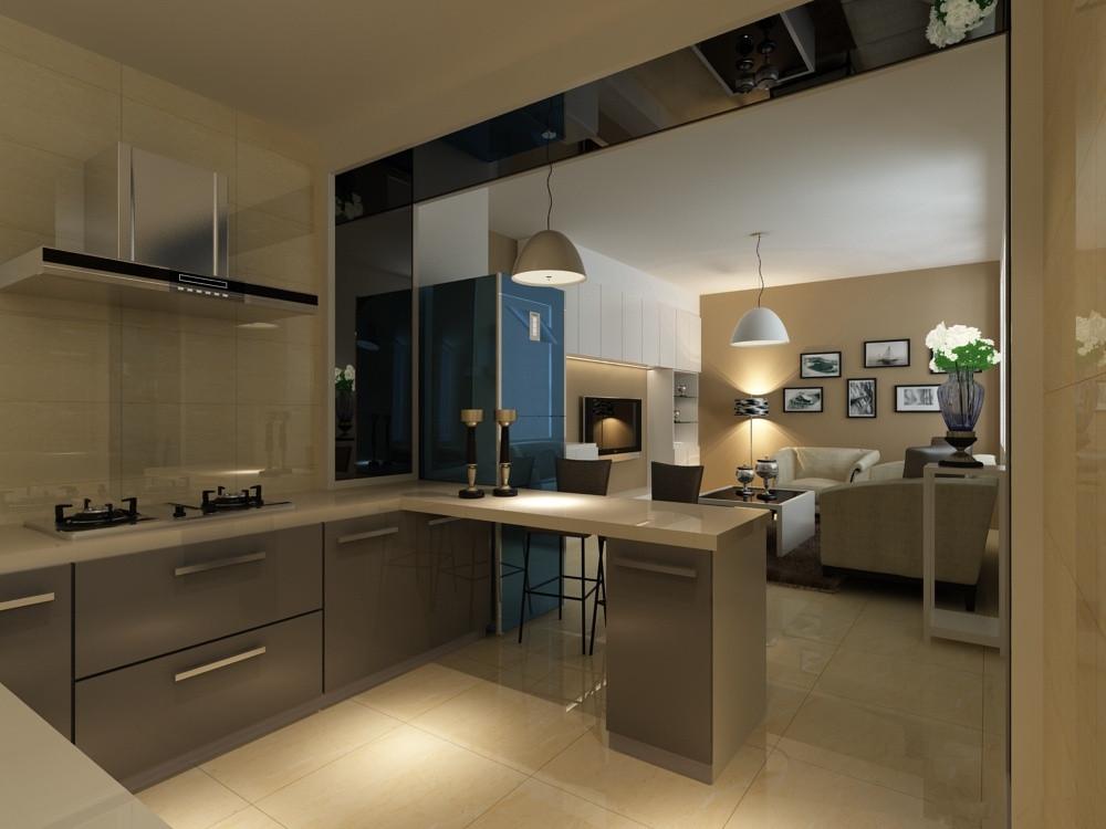 开放式厨房能通天然气么 燃气报警器能用在哪些厨房内