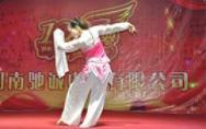 2015年年会--行政部舞蹈